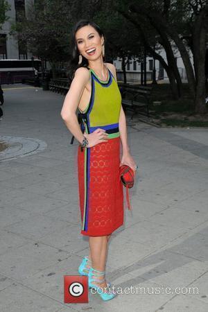 Wendi Deng and Tribeca Film Festival