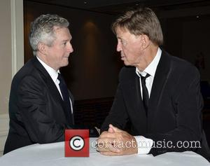 Louis Walsh, Dickie Rock Variety Children's Charity Humanitarian Awards Gala Dinner at The Burlington Hotel Dublin, Ireland - 06.05.12