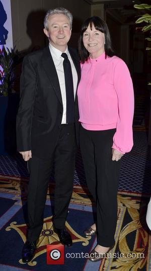 Louis Walsh, Julia Morley Variety Children's Charity Humanitarian Awards Gala Dinner at The Burlington Hotel Dublin, Ireland - 06.05.12
