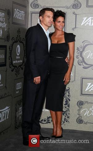 Olivier Martinez and Halle Berry  Variety's 4th Annual Power Of Women event presented by Lifetime, held at the Beverly...