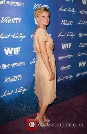 Martha Plimpton Variety And Women In Film Pre-EMMY Event Presented By Saint Vintage held at Montage Beverly Hills Beverly Hills,...
