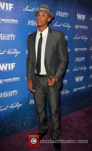Mehcad Brooks Variety And Women In Film Pre-EMMY Event Presented By Saint Vintage held at Montage Beverly Hills Beverly Hills,...