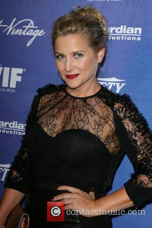 Jessica Capshaw Variety And Women In Film Pre-EMMY Event Presented By Saint Vintage held at Montage Beverly Hills Beverly Hills,...