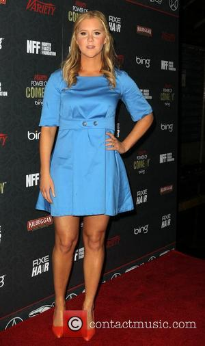 Amy Schumer  3rd Annual Variety Power of Comedy Awards at Avalon Hollywood - Arrivals Los Angeles, California - 17.11.12
