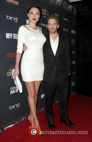 Seth Green and Clare Grant  3rd Annual Variety Power of Comedy Awards at Avalon Hollywood - Arrivals Los Angeles,...