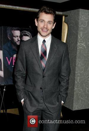 Hugh Dancy 'Venus in Fur' Afterparty at the Muse Hotel New York City, USA - 07.02.12