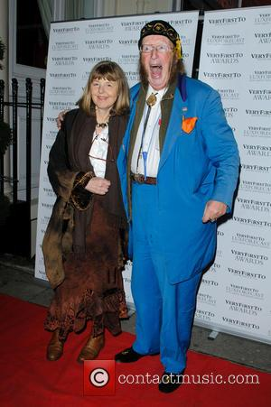 John McCririck VeryFirstTo Awards at 5 Cavendish Square - Arrivals  Featuring: John McCririck Where: London, United Kingdom When: 09...