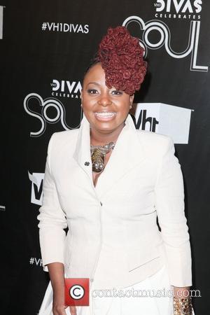 Ledisi,  at the VH1 Divas Celebrates Soul at Hammerstein Ballroom - Red Carpet New York City, USA - 18.12.11