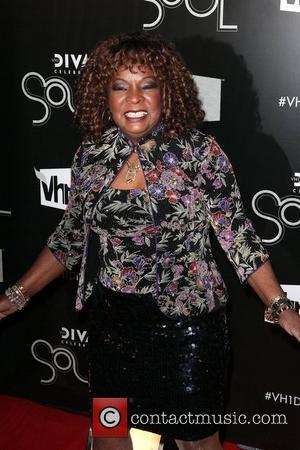 Martha Reeves,  at the VH1 Divas Celebrates Soul at Hammerstein Ballroom - Red Carpet New York City, USA -...