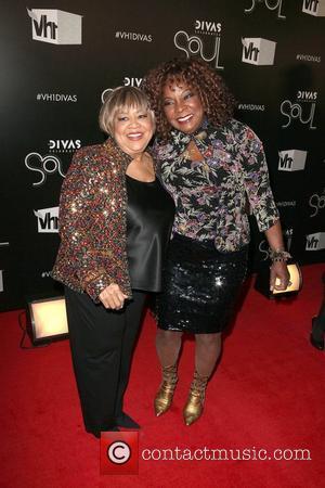 Mavis Staples and Martha Reeves