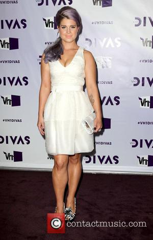 Kelly Osbourne VH1 Divas 2012 held at The Shrine Auditorium - Arrivals  Featuring: Kelly Osbourne