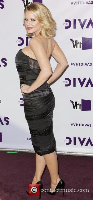 Carrie Keagan, Vh1 Divas and The Shrine Auditorium
