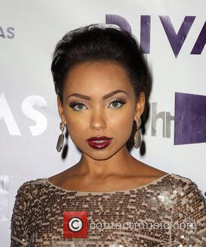 Logan Browning VH1 Divas 2012 held at The Shrine Auditorium - Arrivals  Featuring: Logan Browning