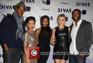 Mckinley Freeman, Logan Browning, Taylour Paige, Katherine Bailess, Robert Christopher Riley and Vh1 Divas