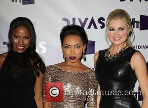 Taylour Paige, Logan Browning, Katherine Bailess and Vh1 Divas