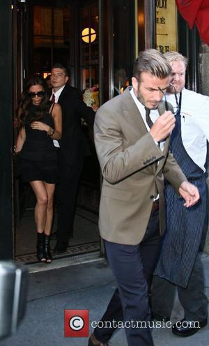 Beckham Ditching Madrid For Marriage?
