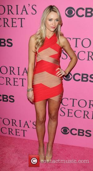 Katrina Bowden and Victoria's Secret Fashion Show