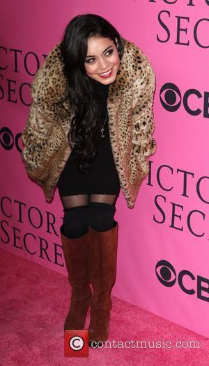 Vanessa Hudgens, Victoria's Secret Fashion Show and Victoria's Secret