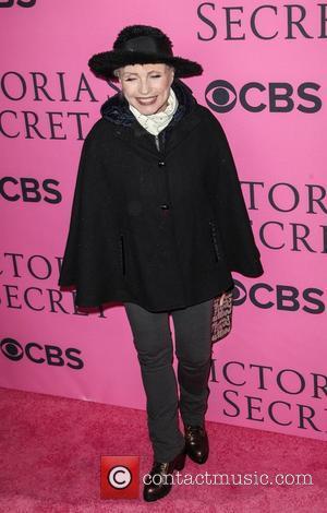 Deborah Harry and Victoria's Secret Fashion Show