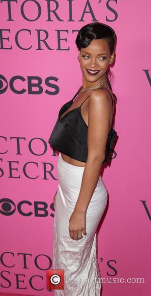 Rihanna and Victoria's Secret Fashion Show