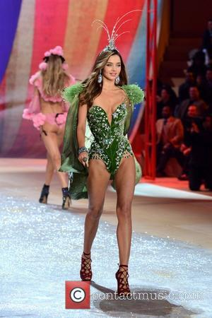 Miranda Kerr, Victoria's Secret Fashion Show, Lexington Avenue Armory New and York City