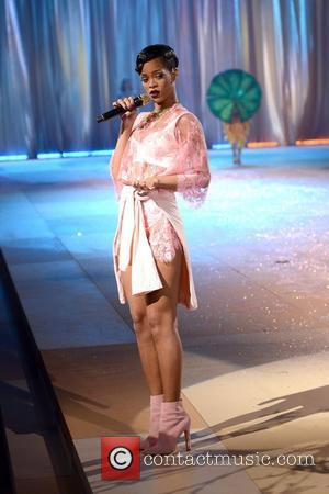 Rihanna, Victoria's Secret Fashion Show, Lexington Avenue Armory and New York City