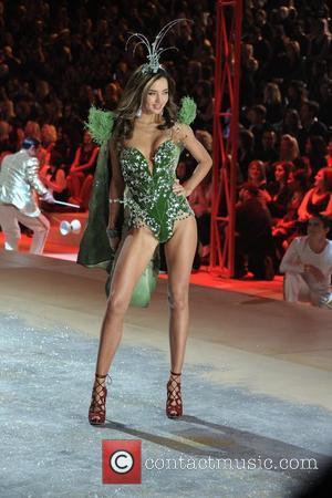 Miranda Kerr and Victoria Secret