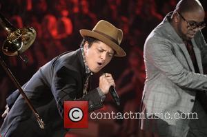 Bruno Mars and Victoria's Secret Fashion Show
