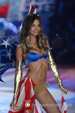 Lily Aldridge and Victoria's Secret