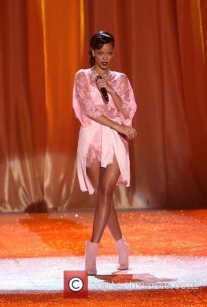 Barbara Fiahlo on Victoria's Secret Runway