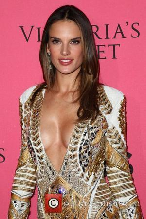 Alessandra Ambrosio and Victoria's Secret