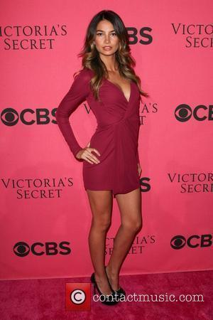 Lily Aldridge Victoria's Secret Fashion Show Viewing Party Costa Mesa, California- 29.11.11