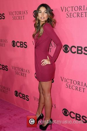 Lily Aldridge and Victoria's Secret
