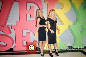 Erin Heatherton, Candice Swanepoel and Victoria's Secret