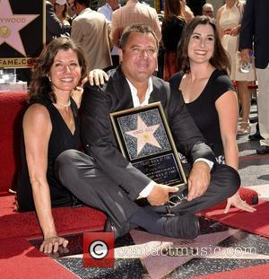 Vince Gill Receives Walk Of Fame Star