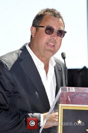 Vince Gill and Star On The Hollywood Walk Of Fame