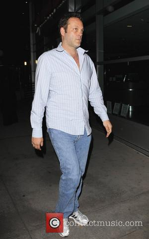 Vince Vaughn  leaving the Arclight Theater in Hollywood Los Angeles, California - 10.06.12