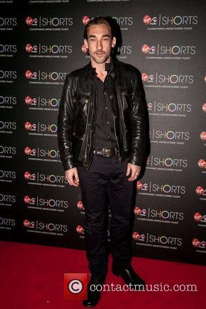 Joseph Mawle  attends the 2012 Virgin Media Shorts Awards London, England - 08.11.12