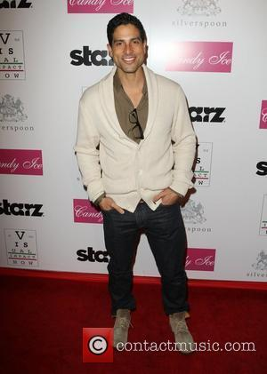Adam Rodriguez Visual Impact Now Charity Event Held at Silverspoon West Hollywood, California - 15.03.12