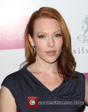 Erin Cummings Visual Impact Now Charity Event Held at Silverspoon West Hollywood, California - 15.03.12