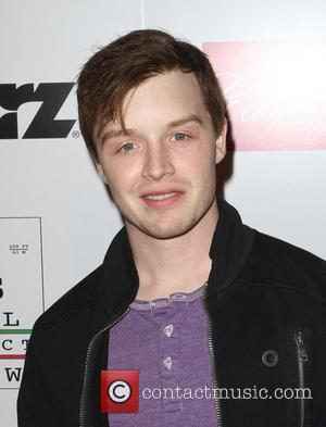 Noel Fisher Visual Impact Now Charity Event Held at Silverspoon West Hollywood, California - 15.03.12