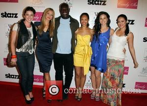 Viva Bianca, Katrina Law, Marisa Ramirez and Peter Mensah