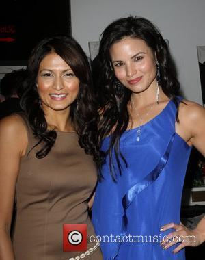 Tinsel Korey, Katrina Law Visual Impact Now Charity Event Held at Silverspoon  West Hollywood, California - 15.03.12