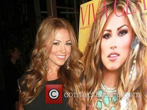 Jessica Hall Viva Glam Magazine September Issue launch party held at the W Hotel Hollywood - Inside Hollywood, California -...