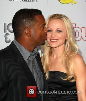 Alfonso Ribeiro and wife  Icons and Idols 2012 VMA after party hosted by In Touch Weekly at the Chateau...