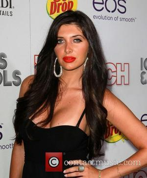Brittny Gastineau  Icons and Idols 2012 VMA after party hosted by In Touch Weekly at the Chateau Marmont Los...