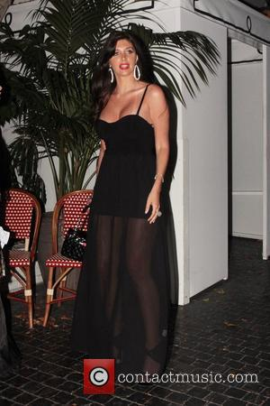 Brittny Gastineau Icons and Idols 2012 VMA after party hosted by In Touch Weekly at the Chateau Marmont - Outside...