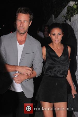 Emmanuelle Chriqui Icons and Idols 2012 VMA after party hosted by In Touch Weekly at the Chateau Marmont - Outside...