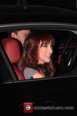 Kathy Griffin Icons and Idols 2012 VMA after party hosted by In Touch Weekly at the Chateau Marmont - Outside...