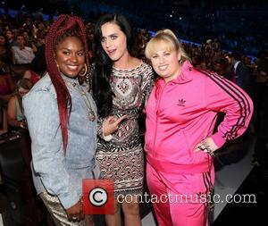 Rebel Wilson and Katy Perry